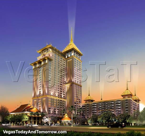 Future Floors Las Vegas: Future Vegas Hotels