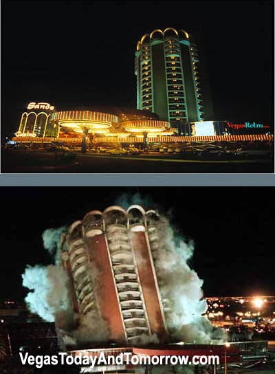 Las Vegas Implosions