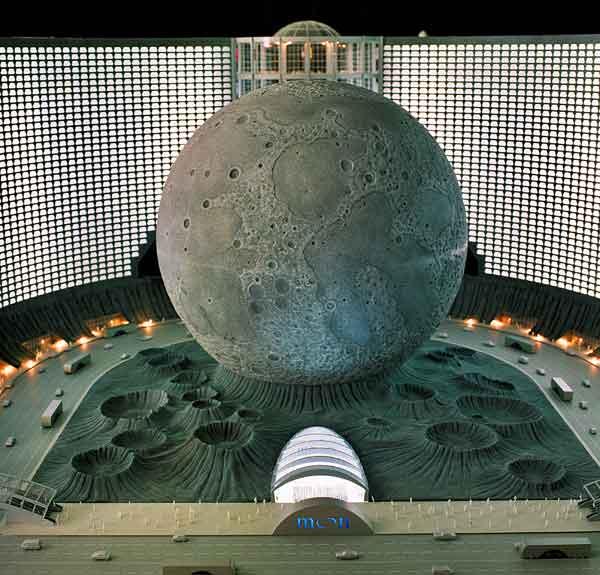 Future Floors Las Vegas: Moon Las Vegas